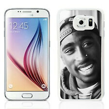 Tupac 2pac case fits samsung galaxy s6 sm-g920 cover mobile (4) phone
