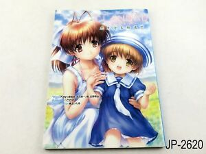 Clannad Official Another Story Japanese Artbook Japan Art Guide Book US Seller
