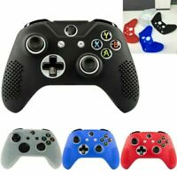 Silicone Cover Joystick Shell Dustproof for Microsoft Xbox One X Controller Soft