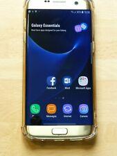Samsung Galaxy S7 bordo SM-G935 - 32GB-Oro Platino-schermo rotto