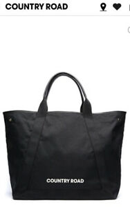 Country Road Tote - Black