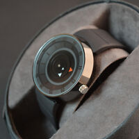 1 Fashion Black Mens Stainless Steel Analog Military Quartz Sports Wrist watch