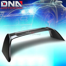 01-06 ACURA RSX DC5 TYPE-R STYLE BLACK REAR TRUNK SPOILER/WING+LED BRAKE LIGHT