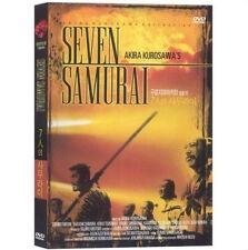 THE SEVEN SAMURAI (1954) Akira Kurosawa DVD *NEW