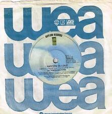 "JACKSON BROWNE - LAWYERS IN LOVE - 7"" 45 VINYL RECORD - 1983"