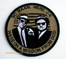 J-6 COLLECTOR PATCH JOINT CHIEFS OF STAFF PENTAGON IM FROM THE GOVT HERE TO HELP
