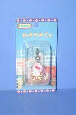SANRIO Hello Kitty Sushi Hotate Shell Fastener Mascot Charm Strap HOKKAIDO JAPAN