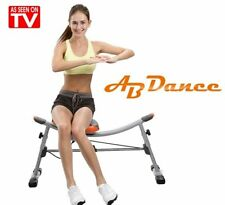 Ab Dance Abdominal Exercise Machine AS SEEN ON TV - Wave your body and get fit