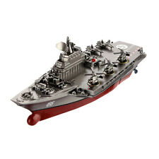 Rechargeable 2.4GHz RC Boat Ship aircraft carrier