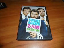 Horrible Bosses/Horrible Bosses 2 (DVD, 2017, 2-Disc Widescreen) Used