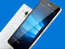 Nokia Microsoft Lumia 950 RM-1104 32GB GSM Sbloccato Smartphone Bianco 20Mpx