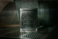 Steampunk Deck Silver Playing Cards by Theory11 Poker Spielkarten Cardistry