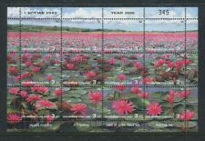 FLOWERS Thailand #1923 Sheet (Mint NEVER HINGED) cv$8.00