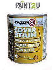 Zinsser Cover Stain Primer 1 Litre