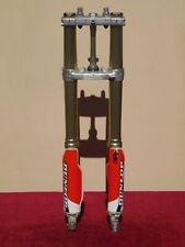 47mm Showa USD Forks Complete FRONT FORK w/TREE 00-01 CR250 CR250R {NEW SEALS!}