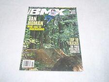 NOS ORIGINAL TRANSWORLD BMX MAGAZINE NOVEMBER 2002 VOL. 9 ISSUE 11 NO. 73