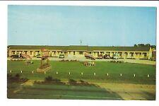 Vintage Postcard Escanaba MI Michigan Sunset Motel on U.S. 2-41