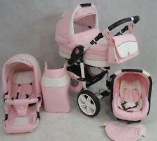 Smille  Carro De Bebé 3in1 Carrito De Bebé 3 Piezas Carritos y sillas de paseo