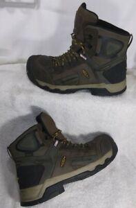 KEEN, 1016962D, Men's Davenport AL Waterproof Composite Toe Boot Size 11.5 D