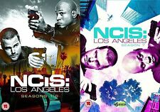 NCIS Los Angeles Complete Collection 1-7 DVD All Seasons Original UK Release NEW