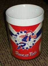 Vintage Collectible Snap On mechanic Tools Thermo-Serv Coffee Cup Mug 10 Ounce