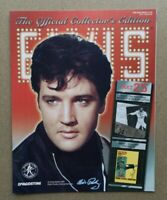 Magazine - Elvis Presley Official Collectors Contents Index Shown - Various