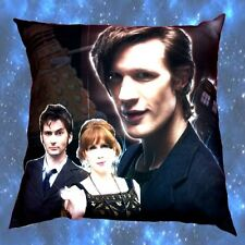 Dr Who picture Cushion with Pad filling and cover complete