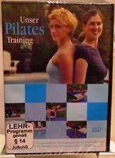 Unser PILATES TRAINING + DVD + Modernes Fitness Programm + Einfach und effektiv