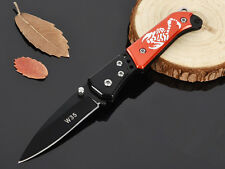 Folding Pocket Knife Sharp Outdoor Portable Travel Hiking Camping Letter Opener