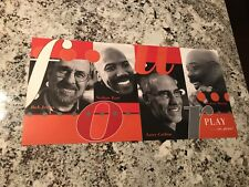 Yes, Please by Fourplay 2000 Warner Bros Promo Only Poster 24X12