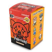 Kidrobot Aggretsuko Series Blind Box Mini Figure NEW IN STOCK Sanrio 1 Figure