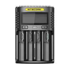 NITECORE UMS4 Intelligent USB Four Slot Superb Battery Charger
