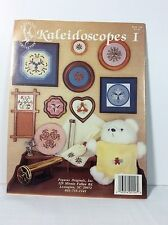 Cross Stitch  Designs 10  Kaleidoscope I. 1988 Vintage