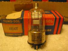 5 NOS Tung-Sol 1H5GT Metal based Radio Tubes