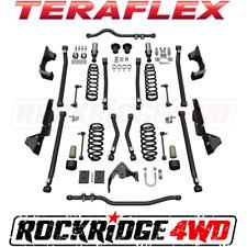 "Teraflex Jeep Wrangler JKU 4-Door Alpine CT4 Suspension System 4"" Lift No Shocks"