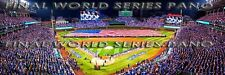 Chicago Cubs 2016 World Series Game 3 at Wrigley Field 10x30 Panoramic Photo!!