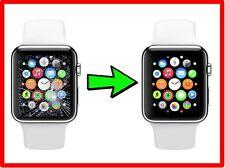 Apple Watch Orig / Series 1 Cracked Screen Repair Service 38mm or 42mm