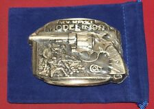 Colt Firearms 1917 New Service Belt Buckle Mint in Plastic