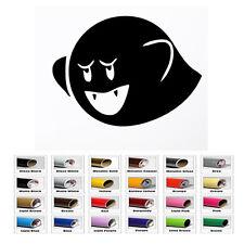 Mario Bros Ghost vinyl decal Sticker for Car Window Bumper Wall Laptop Macbook