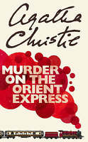NEW Murder on the Orient Express By Agatha Christie Paperback Free Shipping