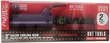 "Hot Tools 2"" Ceramic Spring Curling Iron incl 2 Bonus Springs #2111"