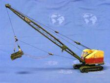 Bucyrus- Erie 22B Clam,Crane, Dragline