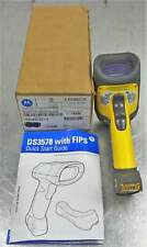 New listing Motorola DS3578 Symbol FIPS Barcode Scanner