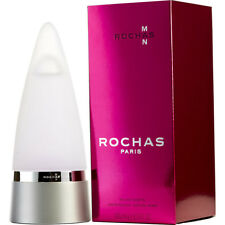 ROCHAS MAN 100ml EAU DE TOILETTE SPRAY FOR MEN BY ROCHAS ------- NEW EDT PERFUME