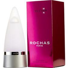 ROCHAS MAN 100ml EDT SPRAY FOR MEN BY ROCHAS ----------------------- NEW PERFUME