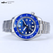 Sharkey Sharkmaster 30 ATM Swiss ETA 2824 Movement bracelet Sapphire 44 mm MM300