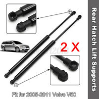2X FOR VOLVO V50 2005-2011 2PC REAR TAILGATE BOOT GAS LIFT SUPPORT SHOCK   !!A
