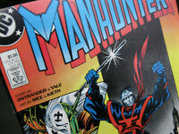 Vintage MANHUNTER #1 1988 DC Comics