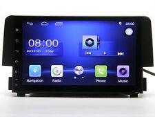 "9"" Android 6.0 3G/WiFi Car Stereo Radio GPS Navigation For Honda Civic 2016-2017"