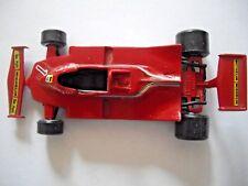 Polistil 1/40 Scale Model Car 18618 - F1 Ferrari Racing Car - Red